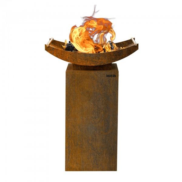 Feuerschale AKIRA mit Grilloption
